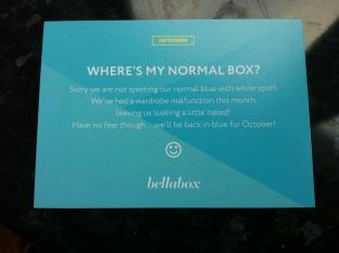 bellabox september 2