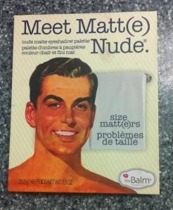 Meet Matt(e) Nude 1