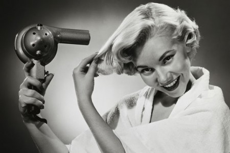 blond-blow-drying-hair-450x299