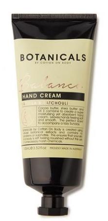 Botanicals Balance Hand Cream