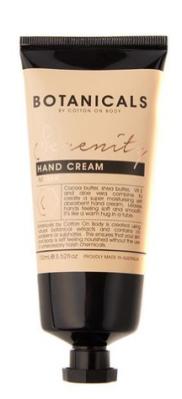 Botanicals Serenity Hand Cream
