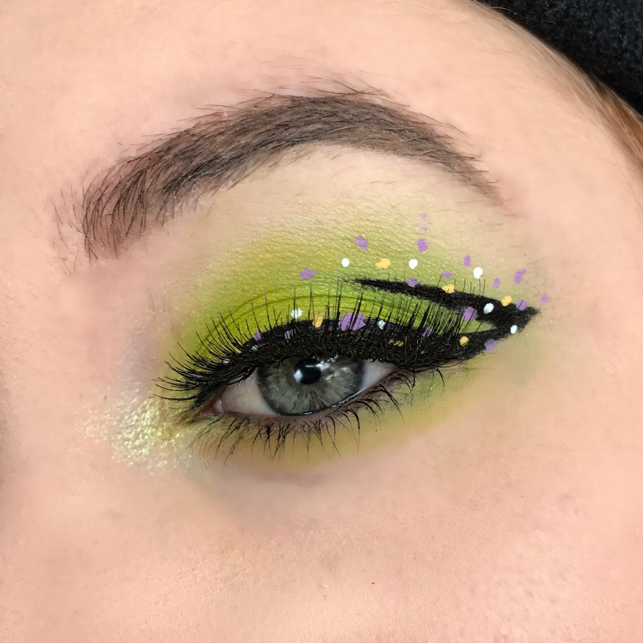 100 Days of Makeup: 57-63 — Pastel Sparkles