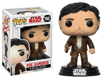 Funko-Pop-Star-Wars-Last-Jedi-192-Poe-Dameron