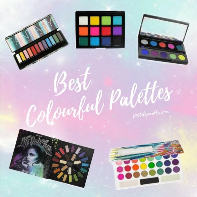 Best Colourful Palettes (1)