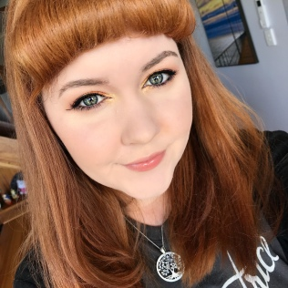 Review Lush Caca Rouge Henna Hair Colour Pastel Sparkles