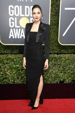 Gal-Gadot-Her-Husband-2018-Golden-Globe-Awards